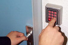 AC - Access Keypad (NAT)
