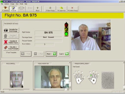 ClubID™ allows fast identification of patrons against a photgraph and the persons fingerprint or ID card information