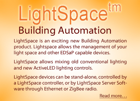 LightSpace® Building Automation